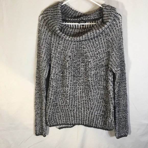 Express Cowl Neck Sweater! XS